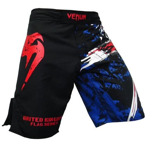Venum Venum Flag Series Fight Shorts - England